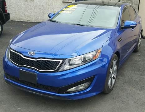 2011 Kia Optima for sale at K City Discount Auto Inc in Westbury NY