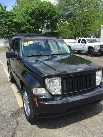 2012 Jeep Liberty for sale at K City Discount Auto Inc in Westbury NY