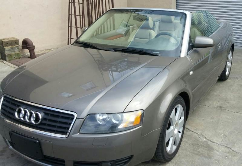 2006 Audi A4 for sale at K City Discount Auto Inc in Westbury NY