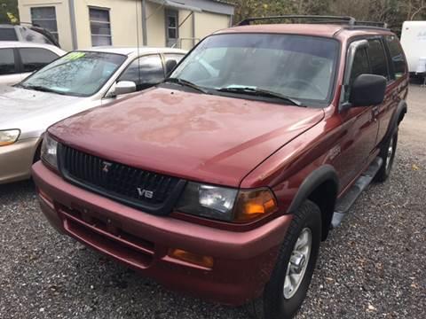 1999 Mitsubishi Montero Sport for sale in Seffner, FL