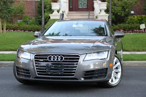 2012 Audi A7 for sale in Brooklyn, NY