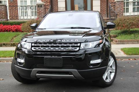 2014 Land Rover Range Rover Evoque for sale in Brooklyn, NY
