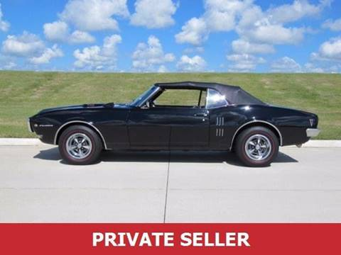1968 Pontiac Firebird for sale in Brooklyn, NY