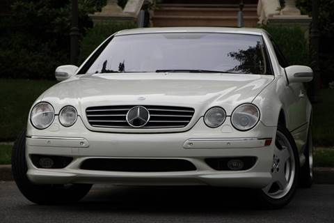 2002 Mercedes-Benz CL-Class for sale in Brooklyn, NY