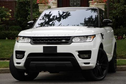 2016 Land Rover Range Rover Sport for sale in Brooklyn, NY