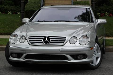 2003 Mercedes-Benz CL-Class for sale in Brooklyn, NY