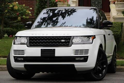 2017 Land Rover Range Rover for sale in Brooklyn, NY