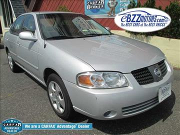 2005 Nissan Sentra for sale in Woodbury, NJ
