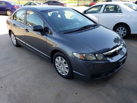2011 Honda Civic for sale in Shreveport, LA