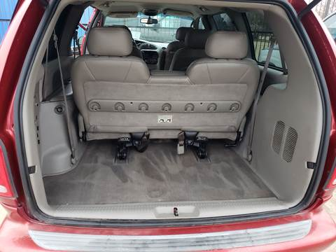 2000 Chrysler Town and Country