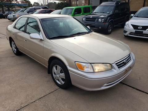 2000 Toyota Camry for sale at The Car Depot, Inc. in Shreveport LA