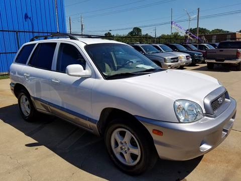 2004 Hyundai Santa Fe for sale in Shreveport, LA