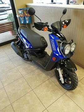 2009 Yamaha YW125YL  Zuma for sale in Shreveport, LA