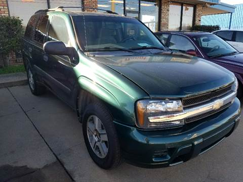 2005 Chevrolet TrailBlazer for sale in Shreveport, LA