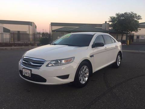 2010 Ford Taurus for sale in Sacramento, CA