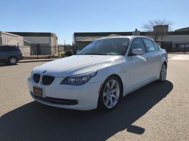 2009 BMW 5 Series For Sale At CAROLOGY In Sacramento CA