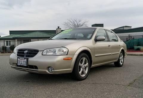 2000 Nissan Maxima for sale in Sacramento, CA