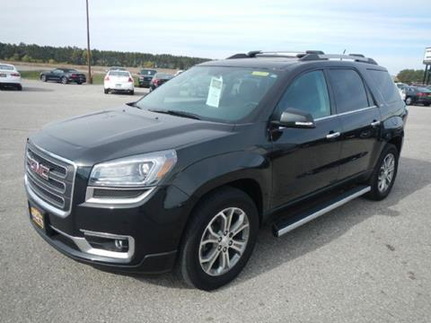 2014 GMC Acadia for sale in Fertile, MN