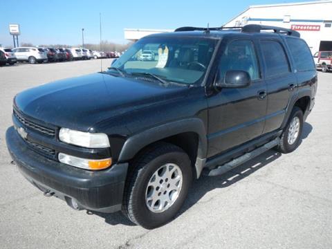 2003 Chevrolet Tahoe for sale in Fertile, MN