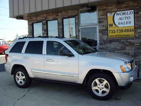 2005 Jeep Grand Cherokee for sale at World Auto Sales Inc. in Keyport NJ