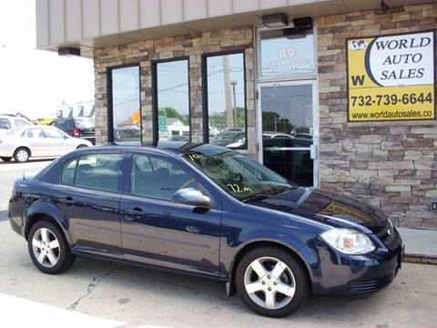 2010 Chevrolet Cobalt for sale at World Auto Sales Inc. in Keyport NJ