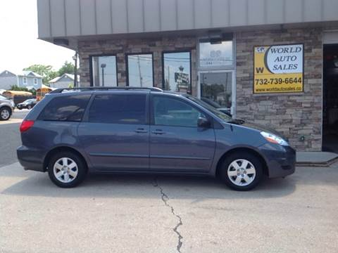 2008 Toyota Sienna for sale at World Auto Sales Inc. in Keyport NJ