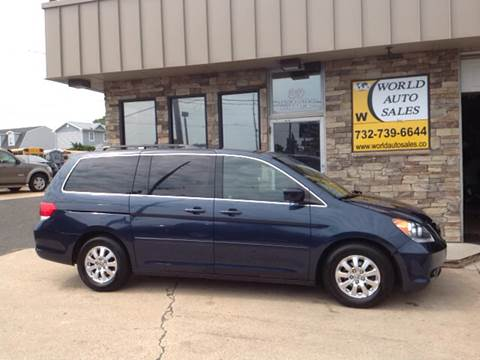 2010 Honda Odyssey for sale at World Auto Sales Inc. in Keyport NJ