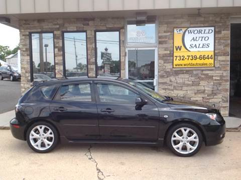 2009 Mazda MAZDA3 for sale at World Auto Sales Inc. in Keyport NJ