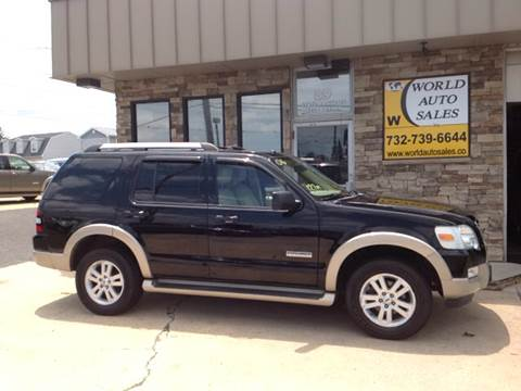2006 Ford Explorer for sale at World Auto Sales Inc. in Keyport NJ