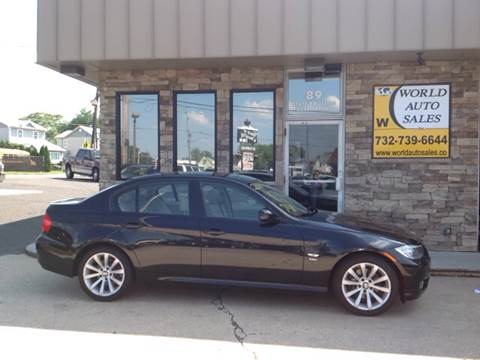 2011 BMW 3 Series for sale at World Auto Sales Inc. in Keyport NJ