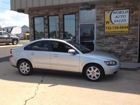 2007 Volvo S40 for sale at World Auto Sales Inc. in Keyport NJ
