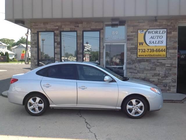 2008 Hyundai Elantra for sale at World Auto Sales Inc. in Keyport NJ