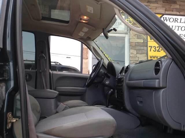 2005 Jeep Liberty for sale at World Auto Sales Inc. in Keyport NJ