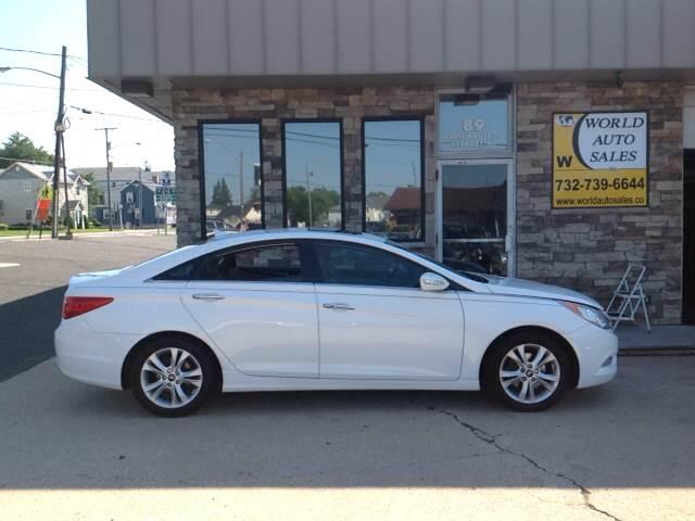 2011 Hyundai Sonata for sale at World Auto Sales Inc. in Keyport NJ