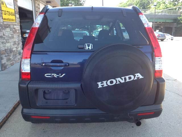 2006 Honda CR-V for sale at World Auto Sales Inc. in Keyport NJ