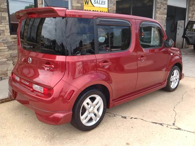 2012 Nissan cube for sale at World Auto Sales Inc. in Keyport NJ