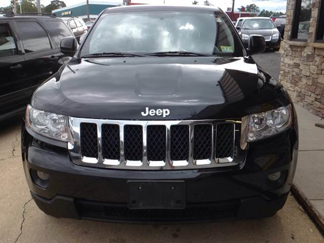 2012 Jeep Grand Cherokee for sale at World Auto Sales Inc. in Keyport NJ