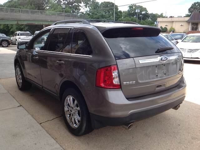 2012 Ford Edge for sale at World Auto Sales Inc. in Keyport NJ