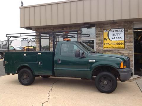 2007 Ford F-250 Super Duty for sale at World Auto Sales Inc. in Keyport NJ