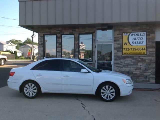 2009 Hyundai Sonata for sale at World Auto Sales Inc. in Keyport NJ
