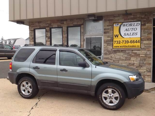 2005 Ford Escape for sale at World Auto Sales Inc. in Keyport NJ
