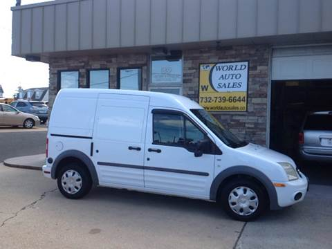 2010 Ford Transit Connect for sale at World Auto Sales Inc. in Keyport NJ