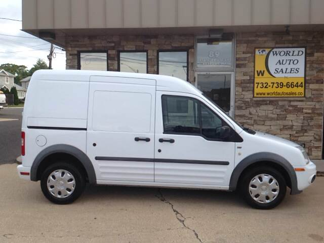2012 Ford Transit Connect for sale at World Auto Sales Inc. in Keyport NJ