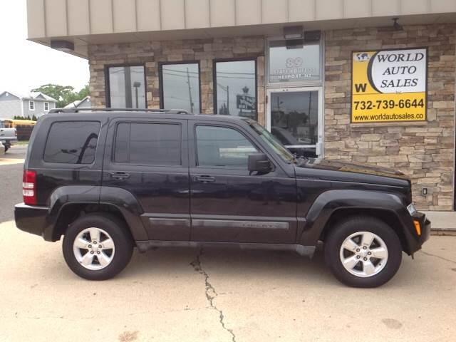 2011 Jeep Liberty for sale at World Auto Sales Inc. in Keyport NJ