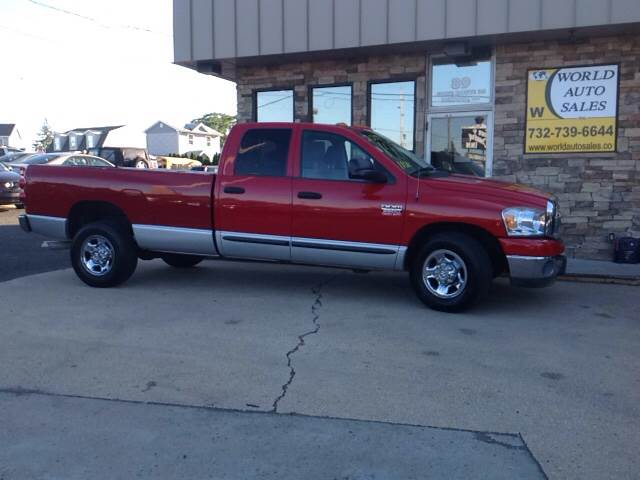 2007 Dodge Ram Pickup 2500 for sale at World Auto Sales Inc. in Keyport NJ
