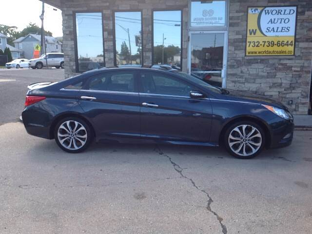 2014 Hyundai Sonata for sale at World Auto Sales Inc. in Keyport NJ