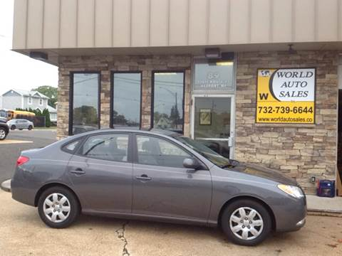 2009 Hyundai Elantra for sale at World Auto Sales Inc. in Keyport NJ