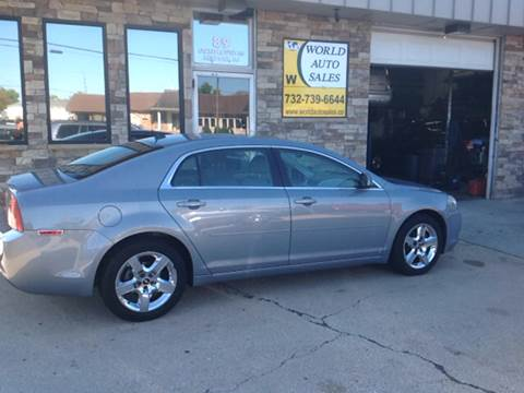 2009 Chevrolet Malibu for sale at World Auto Sales Inc. in Keyport NJ