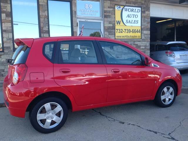 2009 Chevrolet Aveo for sale at World Auto Sales Inc. in Keyport NJ