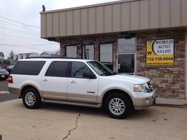 Ford Expedition El For Sale At World Auto Sales Inc In Keyport Nj